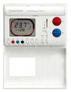 термостат Intellitherm Techno W - C55